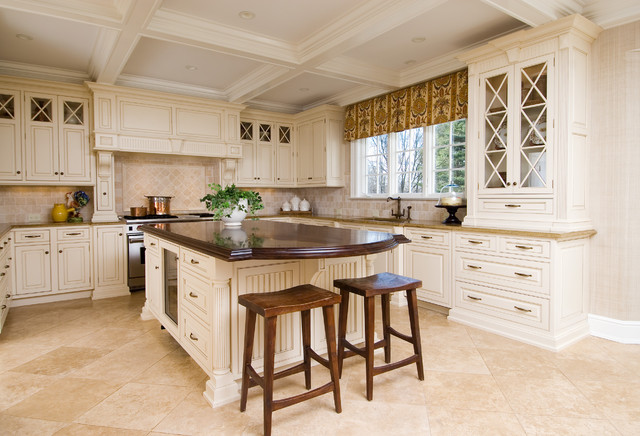 True North Cabinets traditional-kitchen