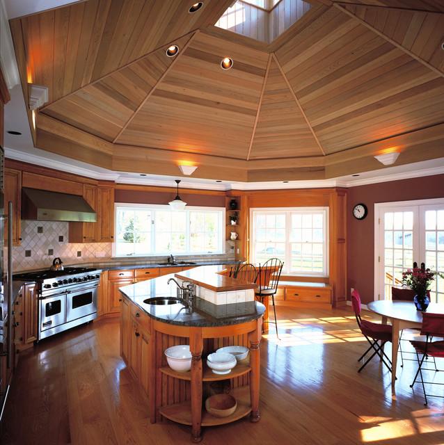 Trueblood Custom Kitchens Traditional Kitchen