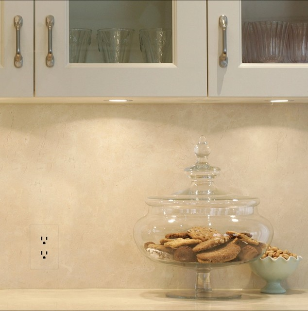 TRUFIG Flush Mounting Switch Plates, Receptacles and more - Contemporary - Kitchen - san ...