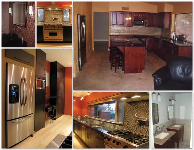 Tucson residences modern kitchen other metro by for Kitchen design tucson