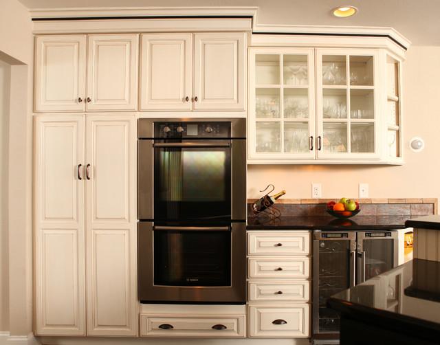 Tudor Kitchen - Maple contemporary-kitchen