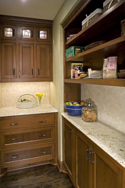 Tudor Kitchen Remodel traditional-kitchen