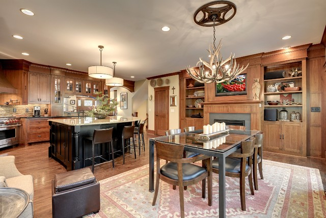 Tudor Revival Craftsman Kitchen Minneapolis By Jm