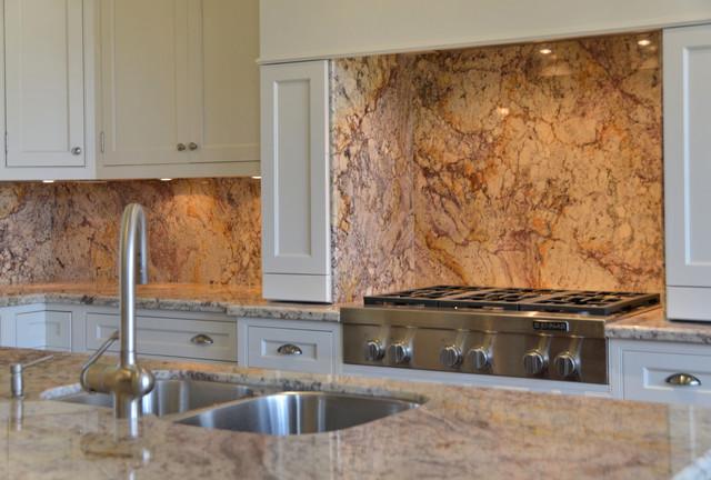 Tudor Style Kitchen contemporary-kitchen
