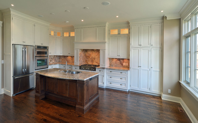 Tudor style kitchen for Tudor kitchen design