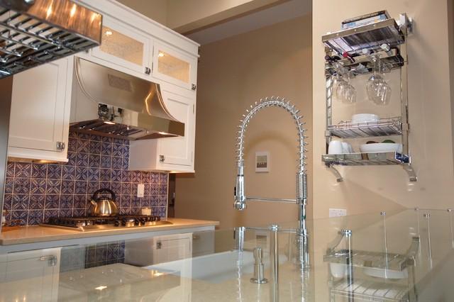 Turkish-Inspired Oasis contemporary-kitchen