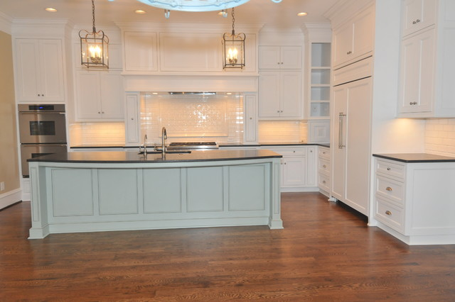 Exceptional Turn Of The Century Kitchen Traditional Kitchen