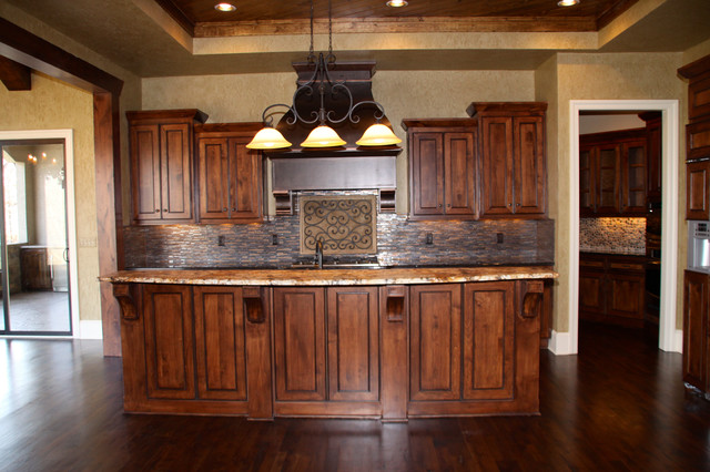 Turnberry traditional-kitchen