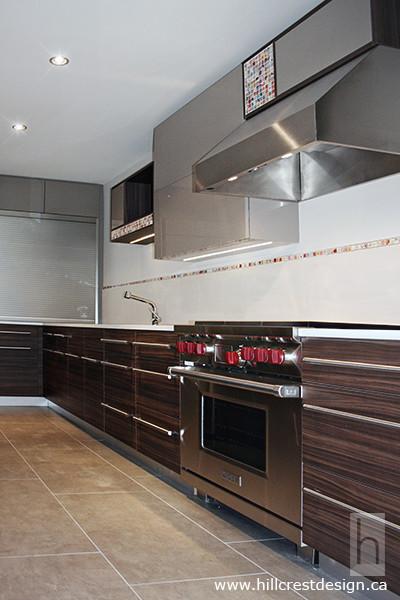 Turner Kitchen modern-kitchen