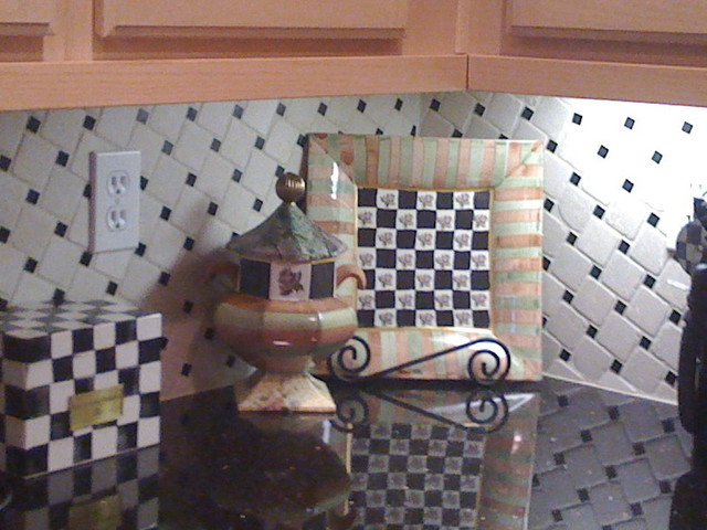 Turner Tile & Stone eclectic-kitchen