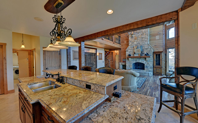 Turtletown, Tn. Custom Home traditional-kitchen