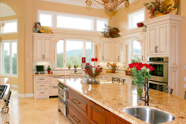 sink cabinets for kitchen tuscan country 5275