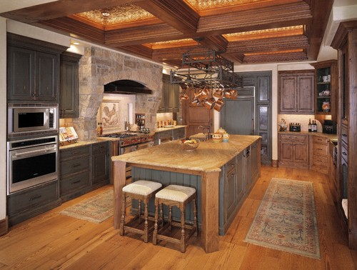 Give Your Kitchen That Warm Tuscan Look