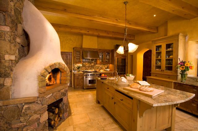Tuscan Inspired Straw Bale Ceb Hybrid