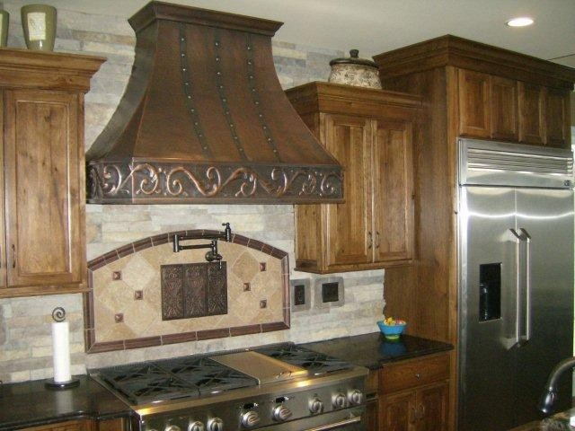 Tuscan Kitchen - Mediterranean - Kitchen - louisville - by ...