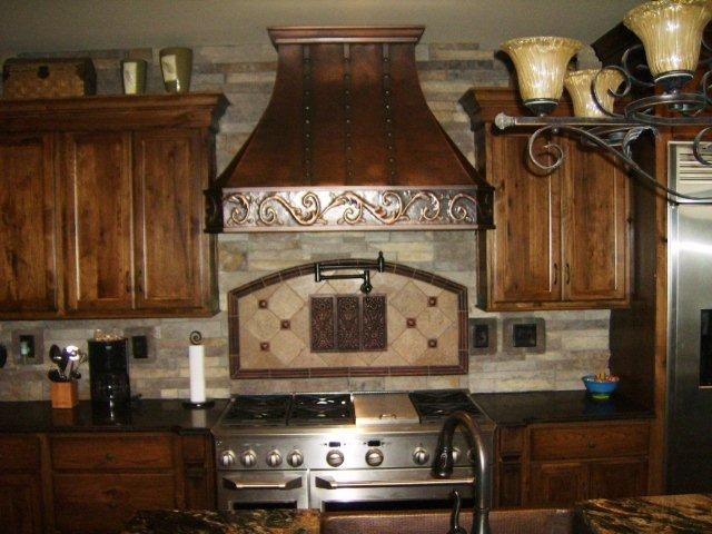 Tuscan kitchen mediterranean kitchen louisville by for Tuscan kitchen designs photo gallery