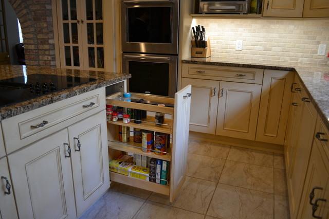 Tuscan Kitchen Transitional Kitchen Boston By
