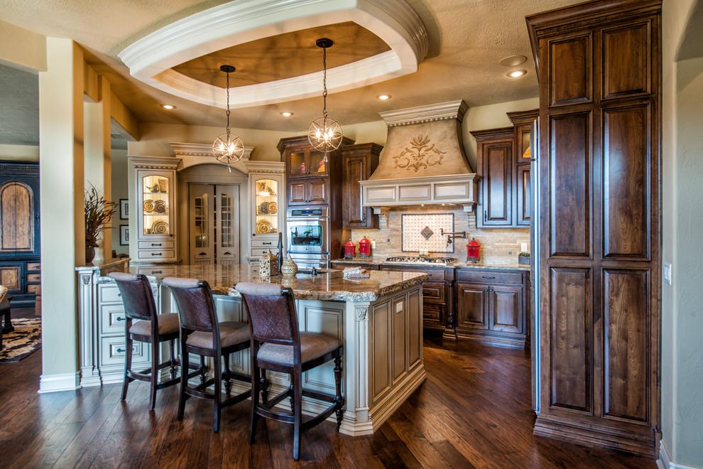 Tuscan Kitchens Mediterranean Kitchen Denver By Cabinet Concepts Design Houzz
