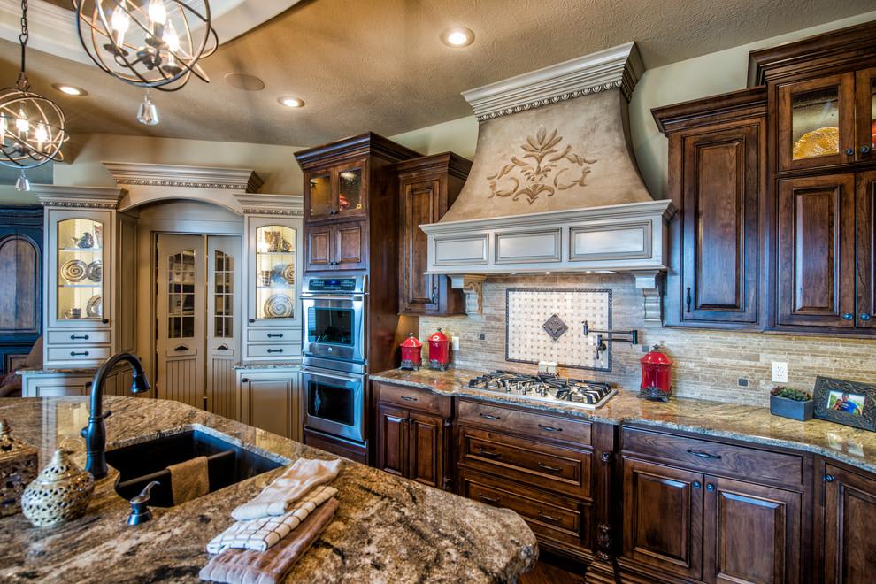 Tuscan Kitchens - Mediterranean - Kitchen - Denver - by ...
