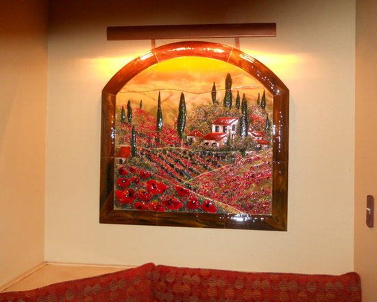 Wall Murals Decals Tuscan