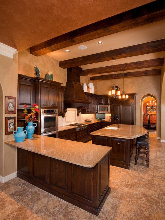 Tuscan Style Floors Home Design Ideas Pictures Remodel