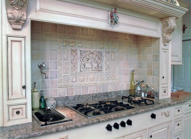 Tuscan Style Kitchen And Cooking Area Rustic Kitchen By Charles W Boston Construction