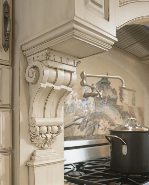 Mediterranen Küche tuscan style jersey kitchen mediterranean kitchen newark