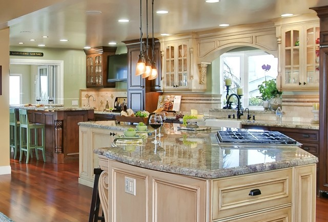 tuscan style kitchen designs tuscany style kitchen great room mediterranean kitchen 6408