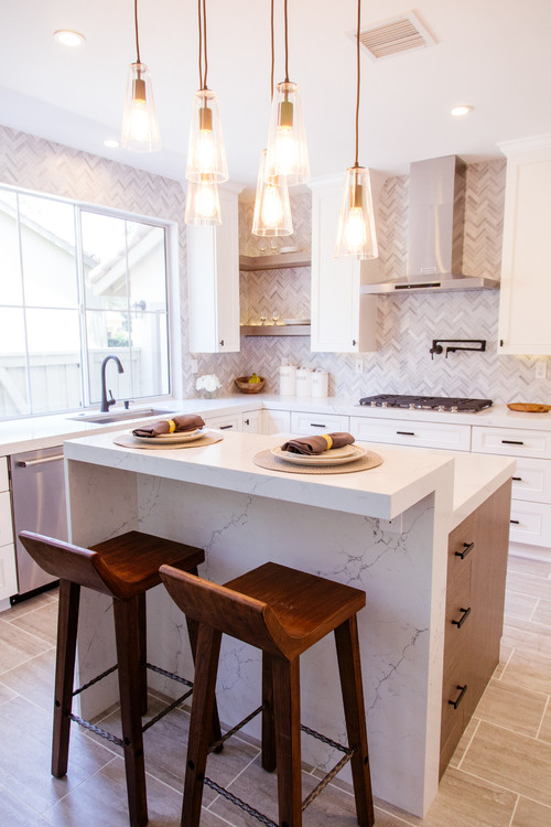 Contemporary Kitchen Design in Portland Oregon