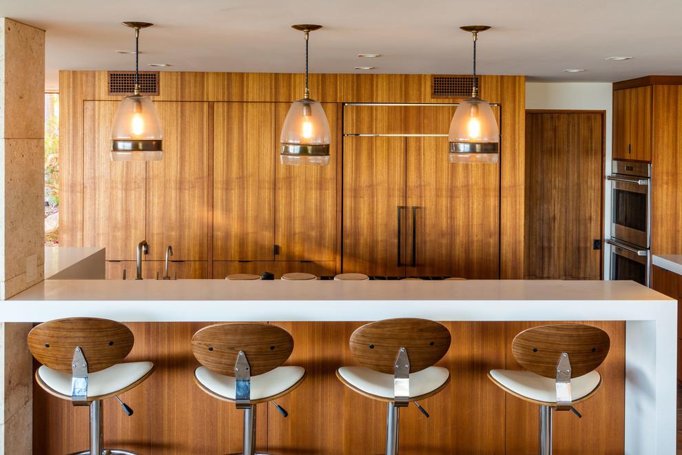 Tuxedo - Contemporary - Kitchen - Los Angeles - by Burdge ...