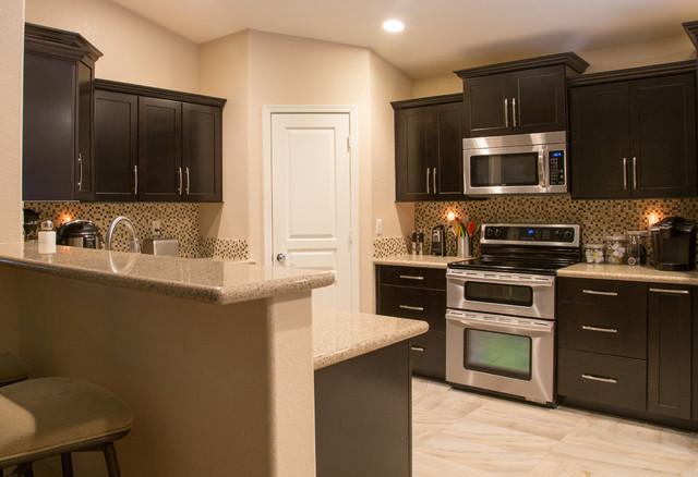 Twd Luxury Kitchen Remodel In Glendale Az Modern Kitchen Phoenix By Todd Whittaker