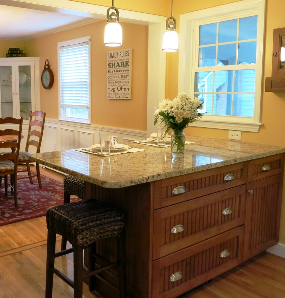 Tweksbury Kitchen - Transitional - Kitchen - Boston - by ...