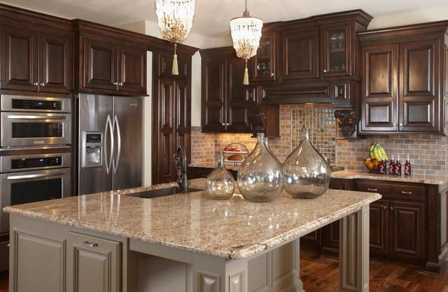 Twigs Interiors, LLC traditional-kitchen