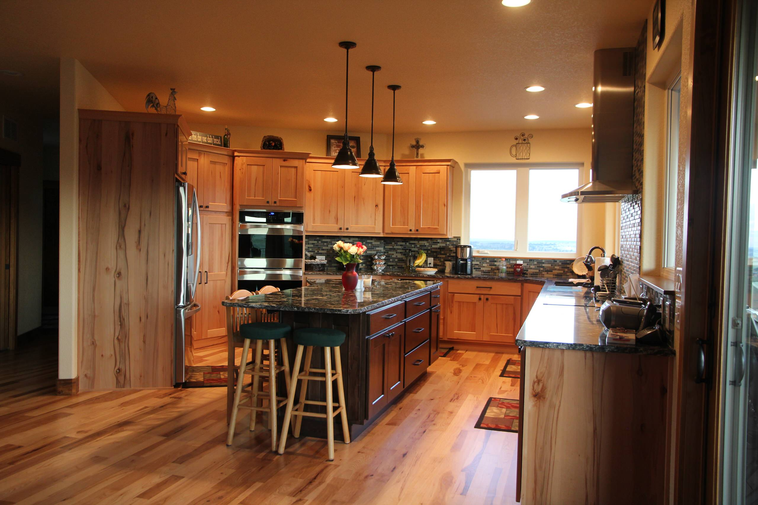 Twin Buttes Custom Home