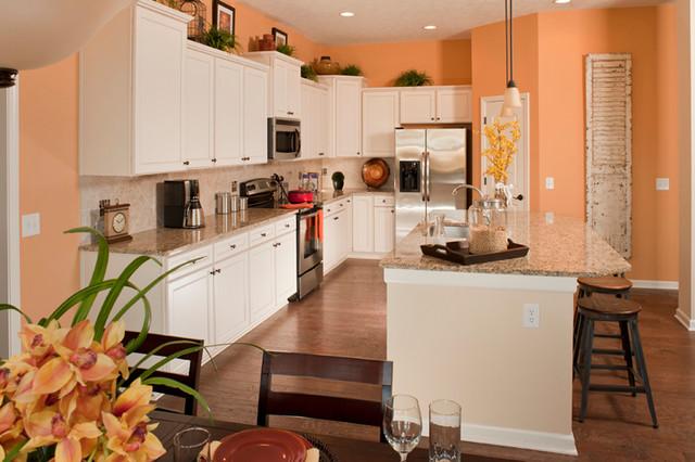 Twin Oaks traditional-kitchen