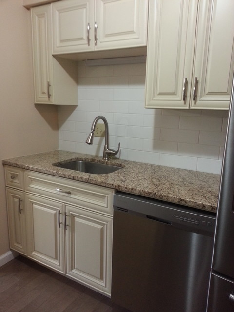 Twin Oaks New Milford Ct Traditional Kitchen New