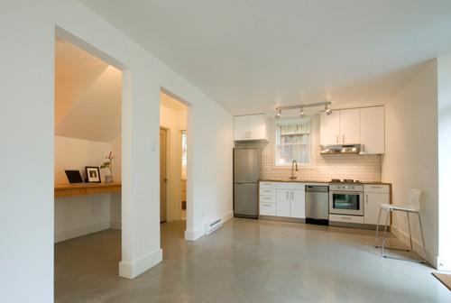 Twin Studios modern-kitchen