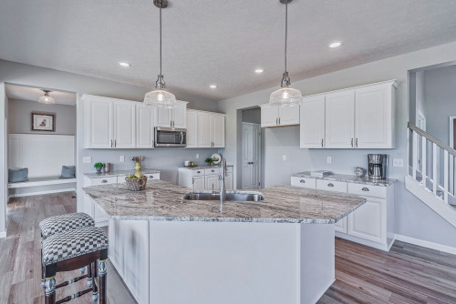 Quartz Kitchen Countertops for Your Rochester Custom Home