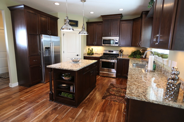 by Aspen Homes  Traditional  Kitchen  Other  by Aspen Homes Inc