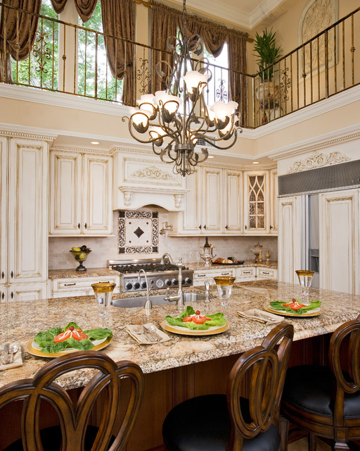 2 story kitchen remodel traditional kitchen other for Traditional kitchen remodel ideas