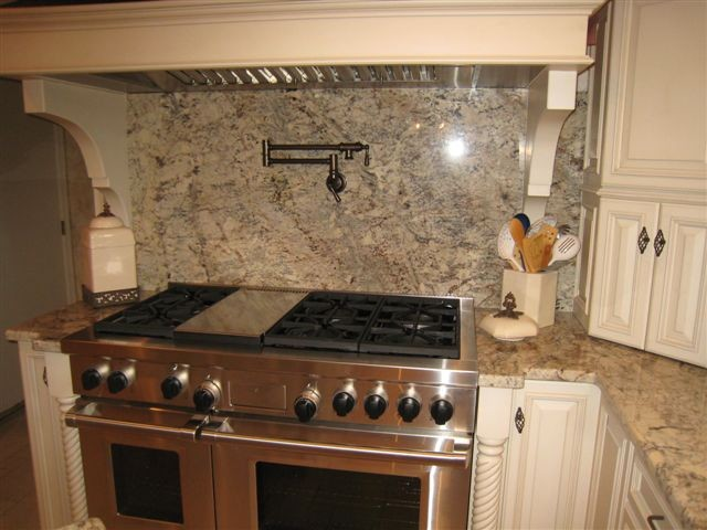 Typhoon Bordeaux Granite - Traditional - Kitchen