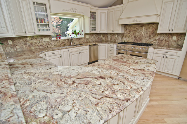 Typhoon Bordeaux Granite With Full