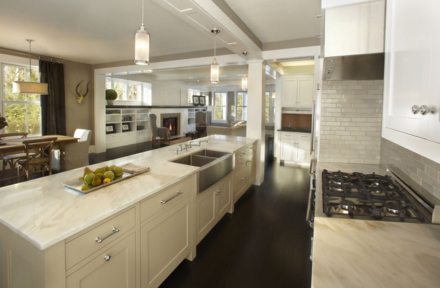 Tyrol Hills Residence contemporary-kitchen