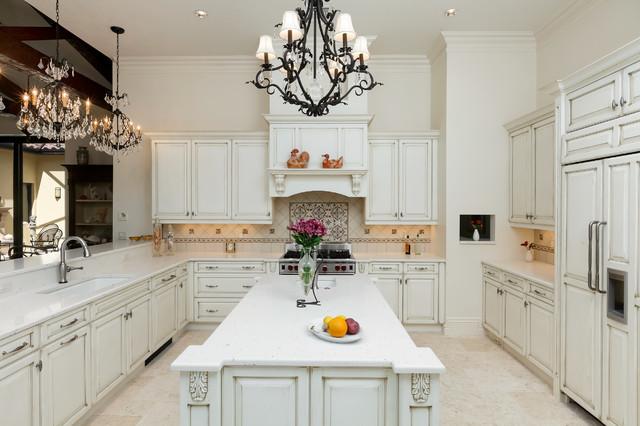 Kitchen Traditional Kitchen Tampa By Florida Design Works