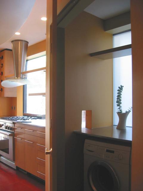 U St. Rowhouse Kitchen modern-kitchen