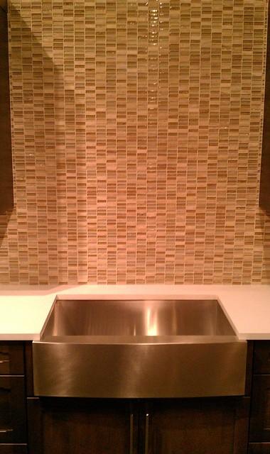 UBKitchens San Antonio, TX Showroom Cabinet & Tile Displays contemporary-kitchen