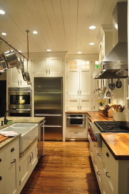 Ultimate Farmhouse Kitchen - Farmhouse - Kitchen - Louisville - by Mike Smith / Artistic Kitchens