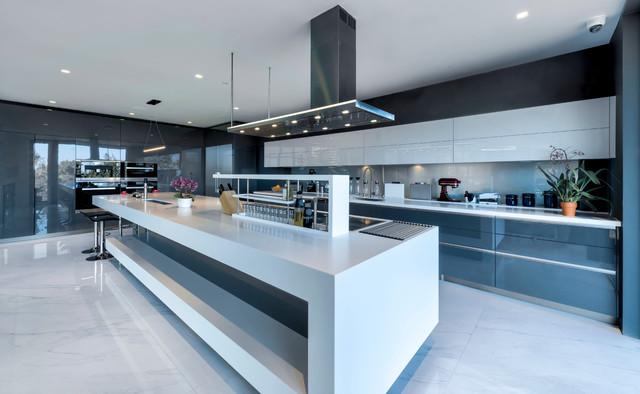 Ultra Modern Home Contemporary Kitchen San Francisco