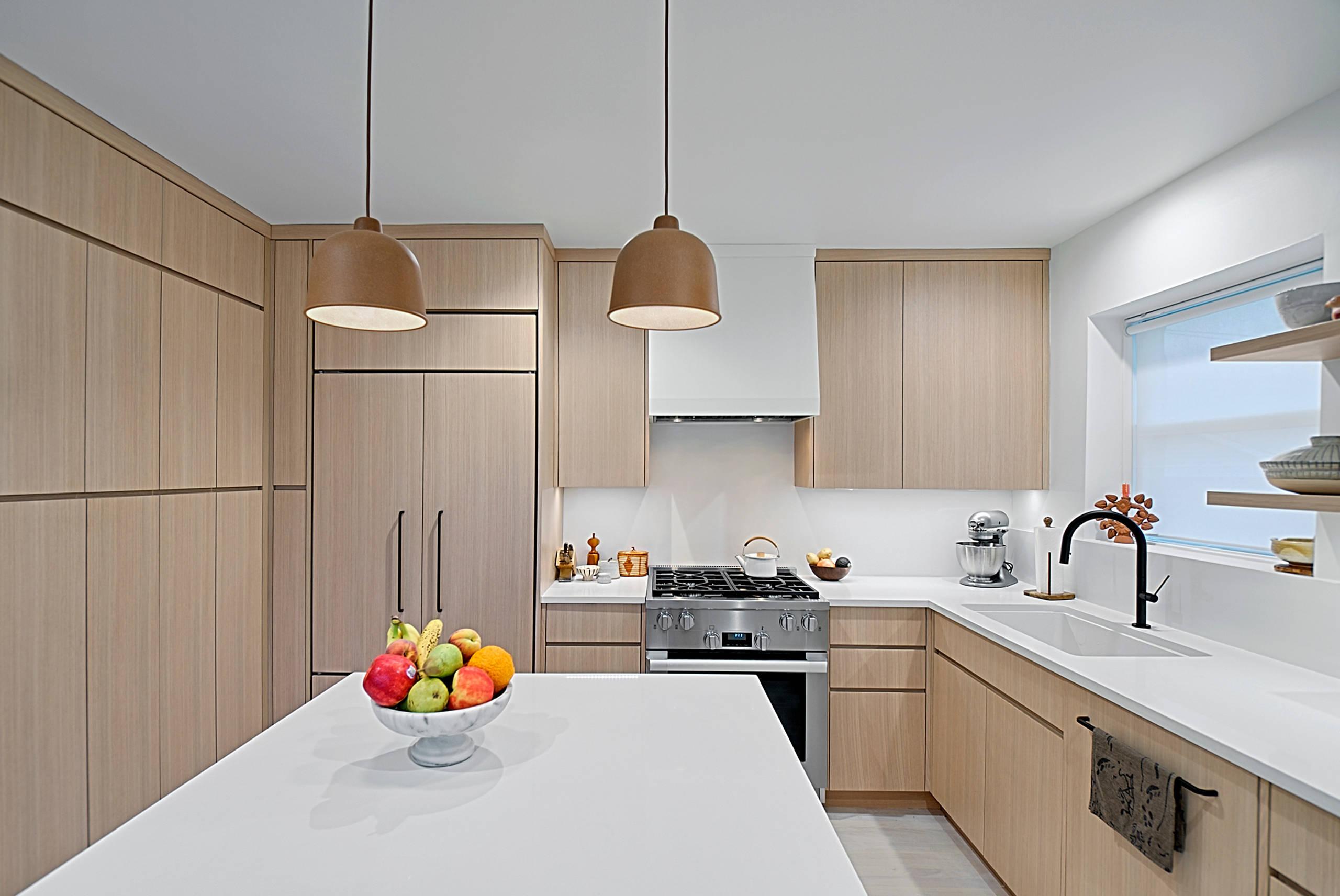 100 Modern and Contemporary Kitchen Design Ideas