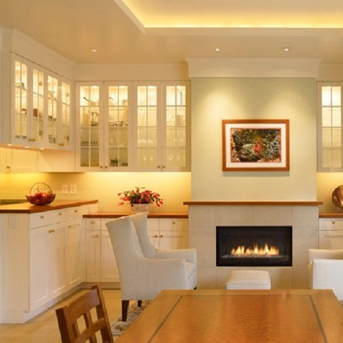 Under Cabinet and Cove Lighting - LED Light Strips - Warm White modern ...